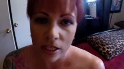 Big Tits Redhead Milf
