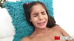 Bamvisions Slutty tight pussy slut Katya Rodriguez