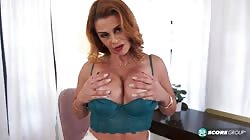 PornMegaLoad Juliett Russo Introducing Our New Latina MILF