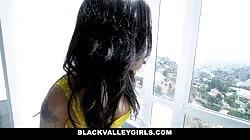 BlackValleyGirls - Blasian Bounces Her Ass