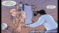 2D Comic: Cyberian Nation. Episode 7